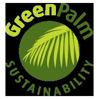 GreenPalm Sustainability Logo