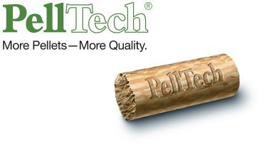 PellTech Pellet Binder - Logo