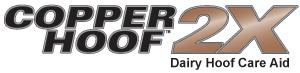 Copper Hoof 2X - Logo