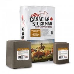 Trace Mineralized Stock Salt, Blocks & Licks - Sifto Canadian Stockman