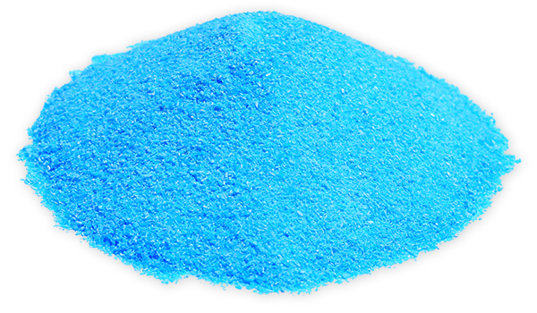 Copper Sulphate Pile