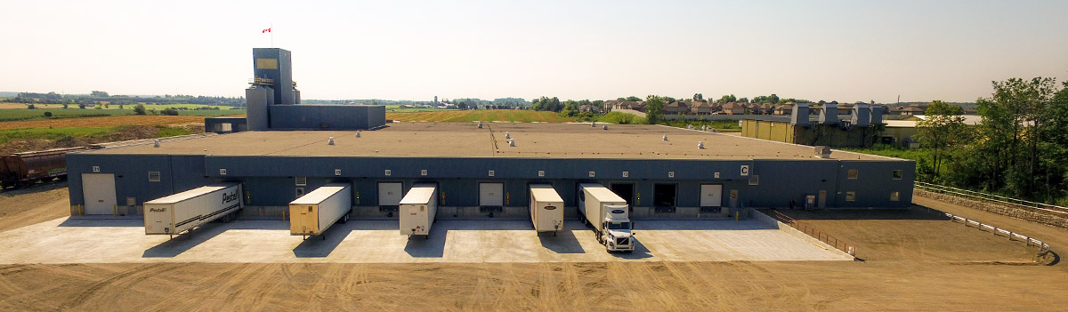 Pestell Warehouse Expansion - 2015