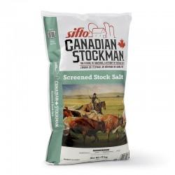 Mixing Salt - 25kg Bag #6325 - Sifto Canadian Stockman