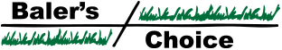 Baler's Choice Logo