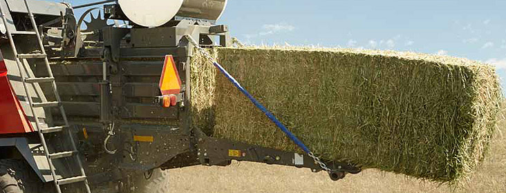 AGCO Buffered Acid - Large Square Bales