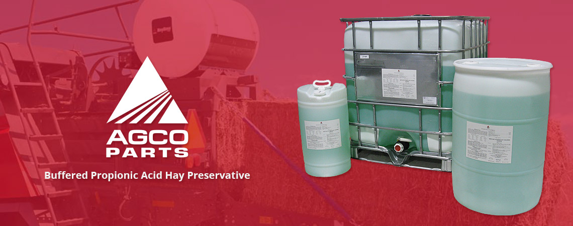 AGCO Buffered Acid - Hay Preservative | Canadian Distributor
