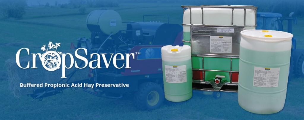 CropSaver - Hay Preservative