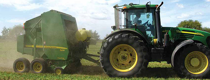 Baler's Choice - Application Rates – Small Square & Round Bales