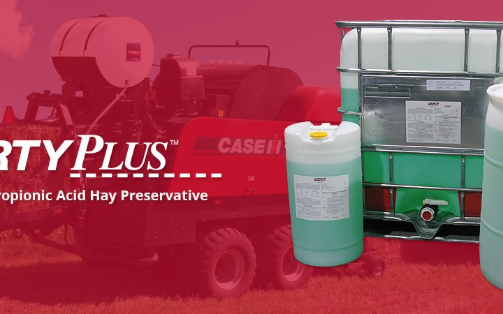 Baler's Choice - Buffered Propionic Acid Hay Preservative