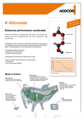 Potassium Diformate - Brochure
