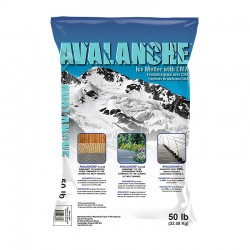 Avalanche with CMA Ice Melter Salt - 50lb Bag