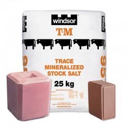 Windsor Salt – Trace Mineralized Stock Salt