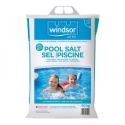 Windsor Salt – Pool Salt – 20kg Bag #0807