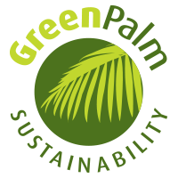 GreenPalm Sustainability Logo