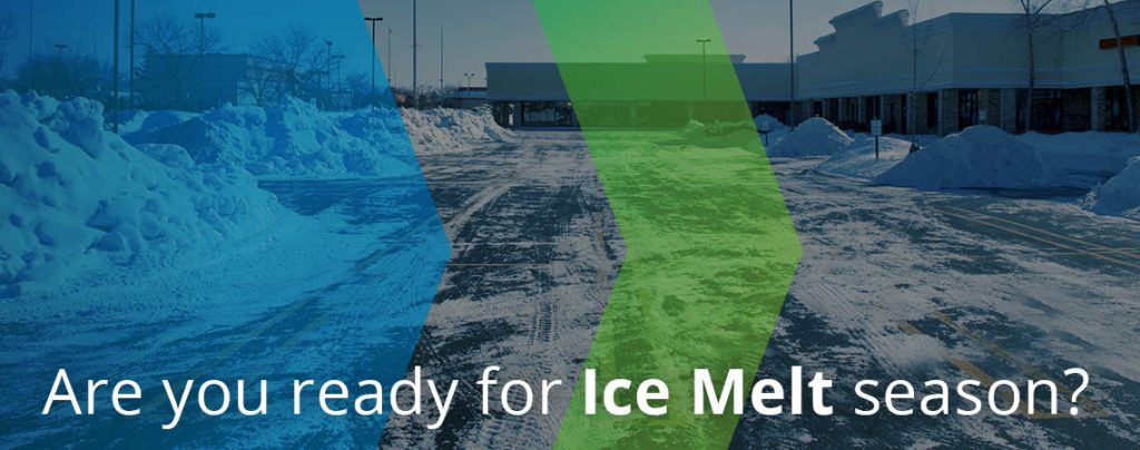 Are you ready for Ice Melt season?